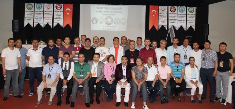 4. GMYK ve İl Temsilcileri Kurulu Toplantısı Gerçekleştirildi