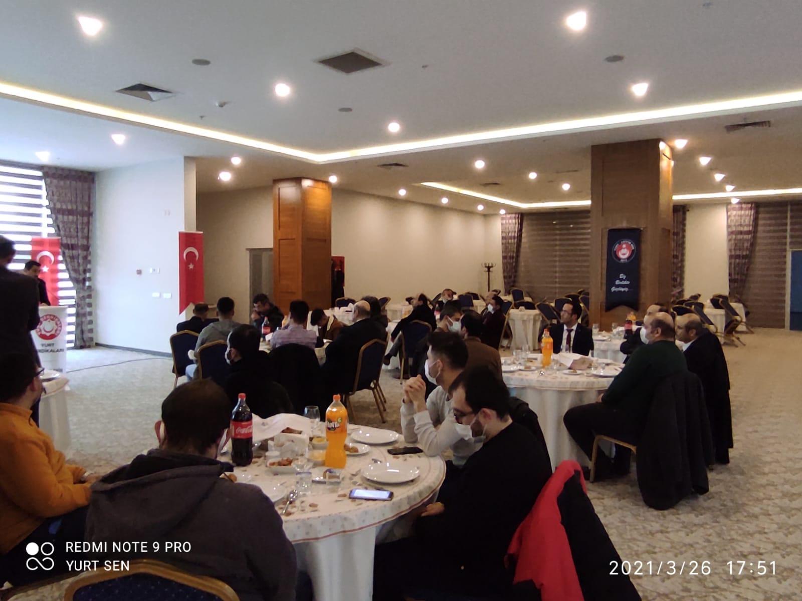 Kırşehir'de Sendikamıza Toplu katılım